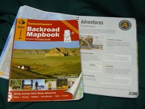 Backroad Map