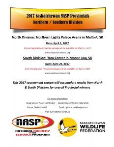 2017 NASP Saskatchewan Provincials