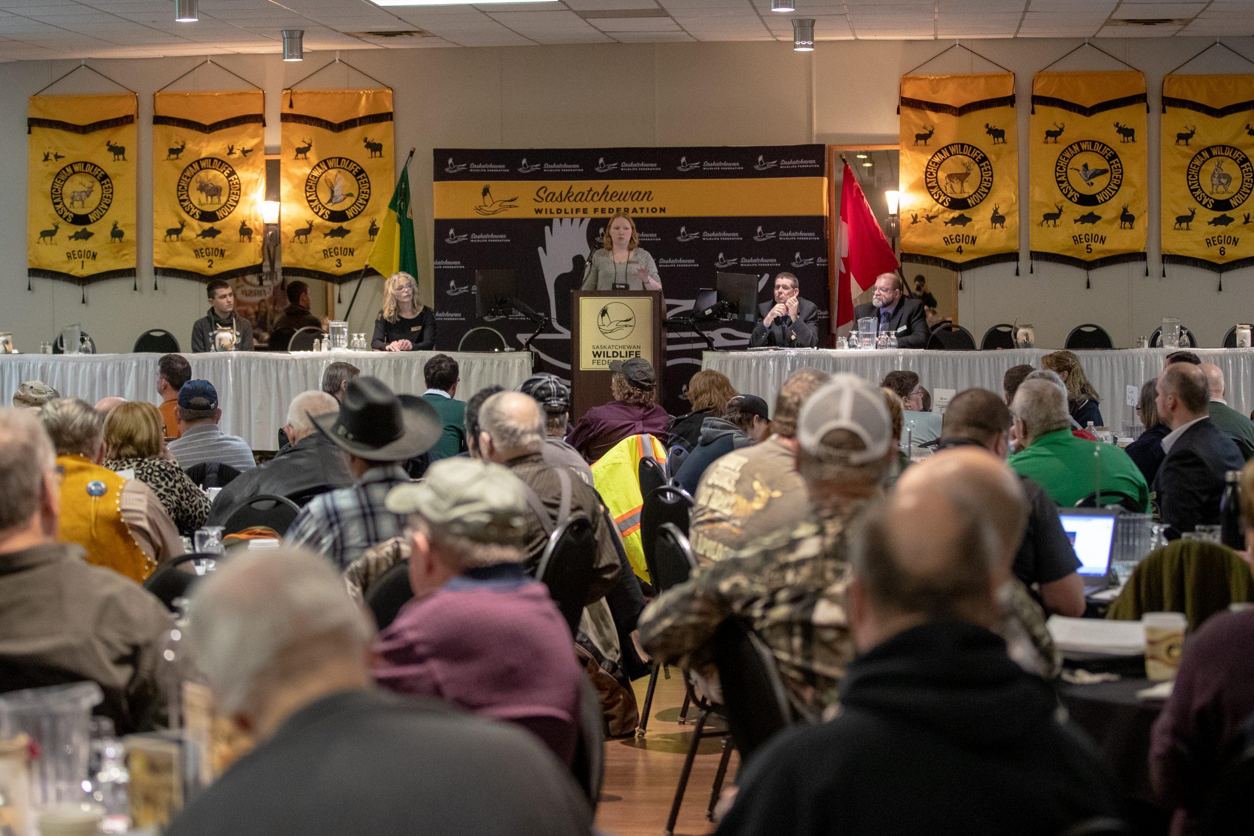 Saskatchewan Wildlife Federation: 91stAnnual Convention