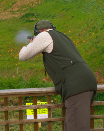 3rd Annual Sporting Clay Shoot